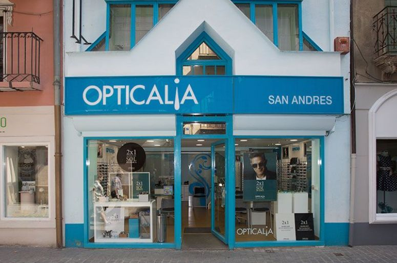 OPTICA SAN ANDRES