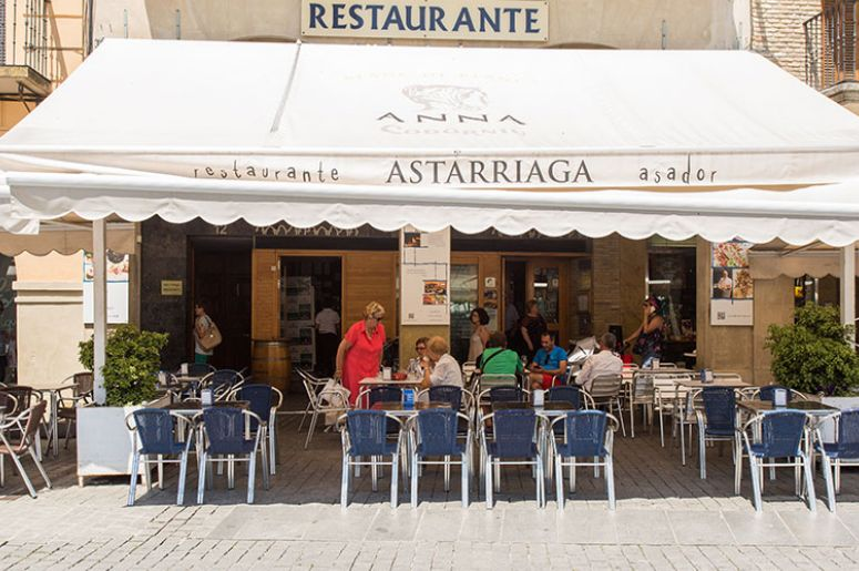 BAR RESTAURANTE ASTARRIAGA