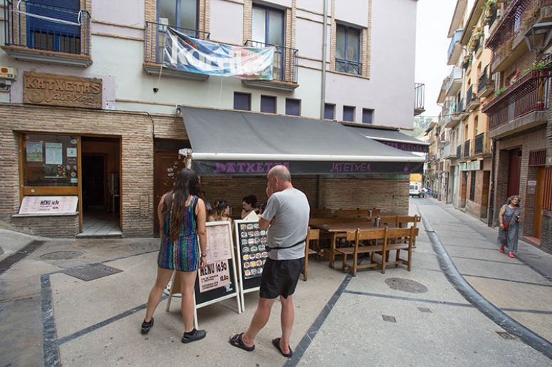 BAR RESTAURANTE KATXETAS