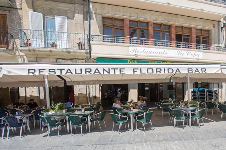 BAR RESTAURANTE FLORIDA